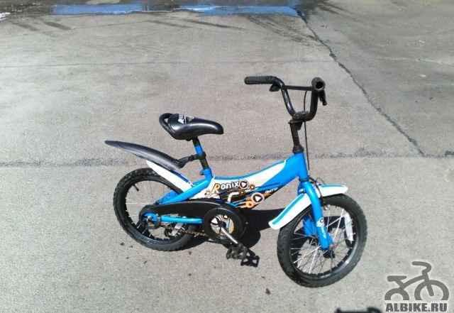 Детский 2х колёсный велосипед