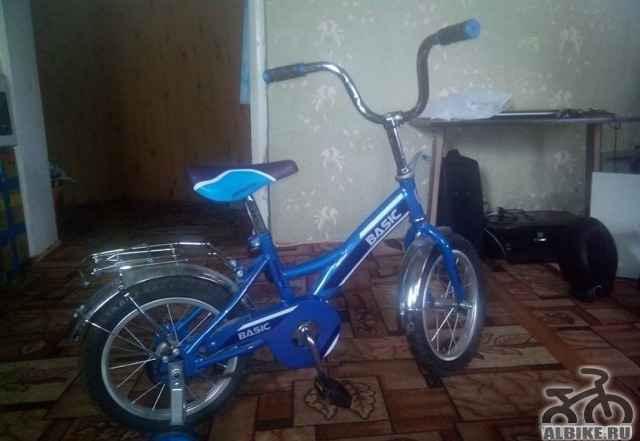 """Продам детский велосипед 14"""""""