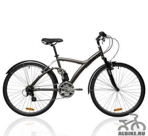 "Гибридный велосипед B""twin оригинал 700 (Румыния)"