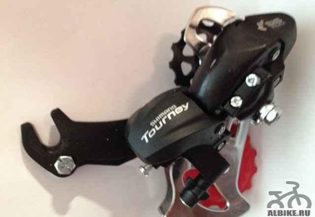 Переключатель задний Shimano Tourney RD-TZ50 GS (н