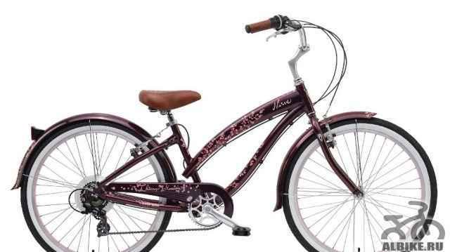 Велосипед Nirve Cherryblossom