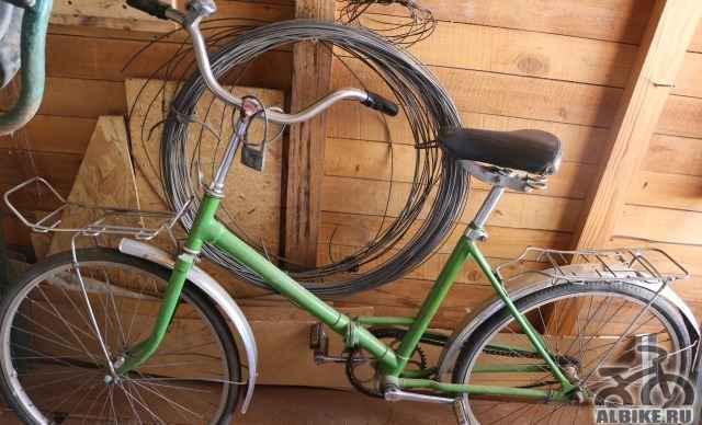 Велосипед складной Салют