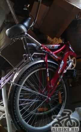 Складной велосипед стелс пилот 720 - Фото #1