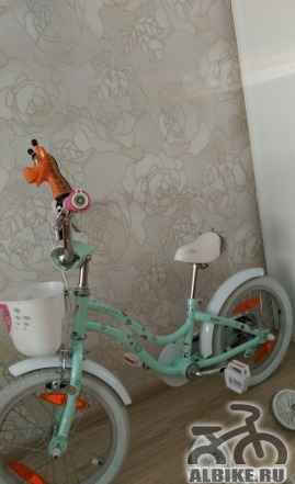 Велосипед Трек Мистик 16