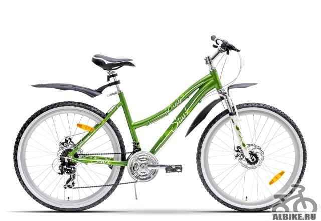Велосипед Stark Инди Lady Disc 16