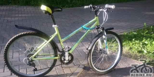 Велосипед женский стингер элемент lady D