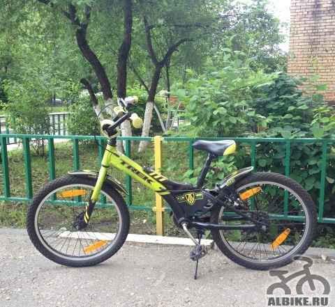 Велосипед Трек Jet 20 для ребенка 5 - 9 лет