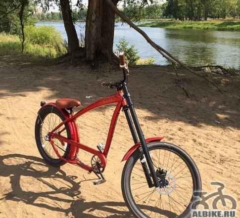 Продам велосипед-чоппер Nirve Switchblade