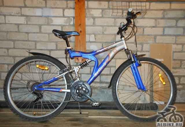 Горный велосипед Top Гир Сигма 120