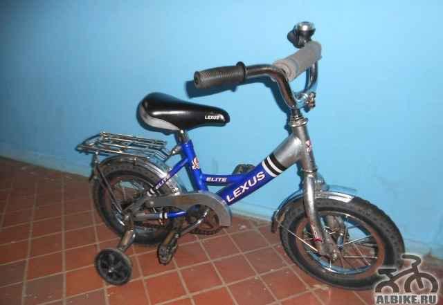 Детский велосипед Лексус 12 Зеленоград