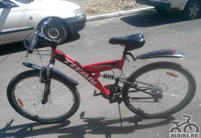 Продам велосипед или обмен на ноутбук