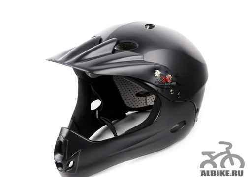 Защитный Шлем (FullFace) - Фото #1