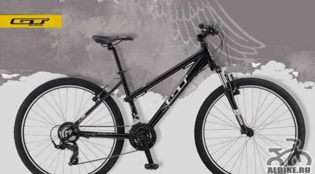 Новый женский горный велосипед GT Лагуна (2014)