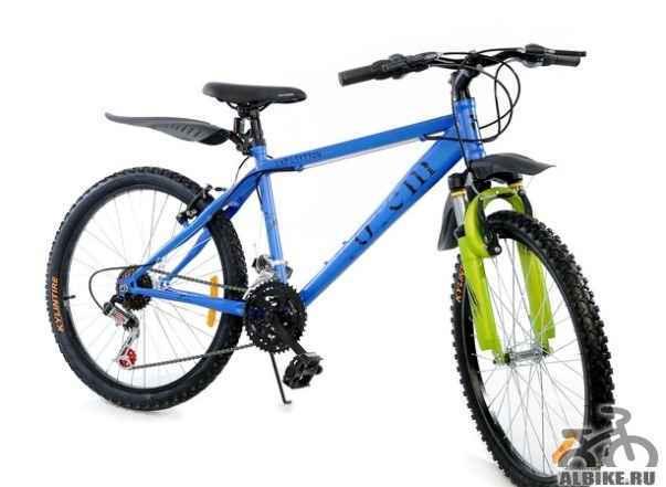 Велосипед хардтейл подростковый 24V-1100-4
