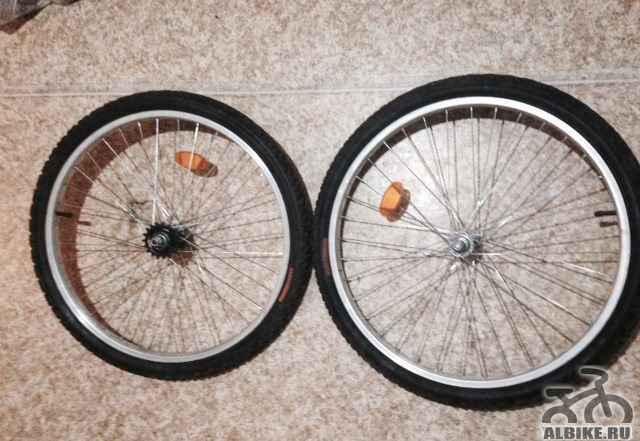 Колеса велосипедные