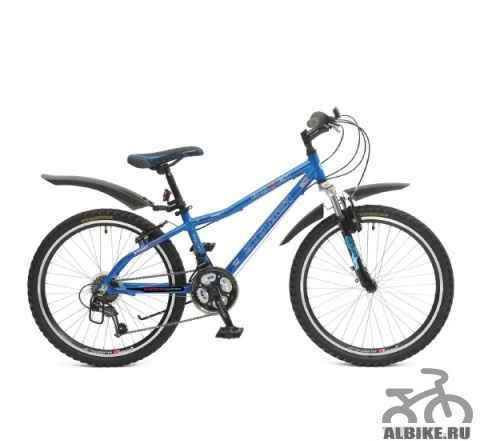 Велосипед Стингер 2015 Boxxer. Цвет голубой