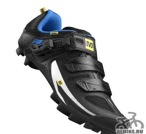 Велотуфли MTB Mavic Раш размер EUR 42 2/3