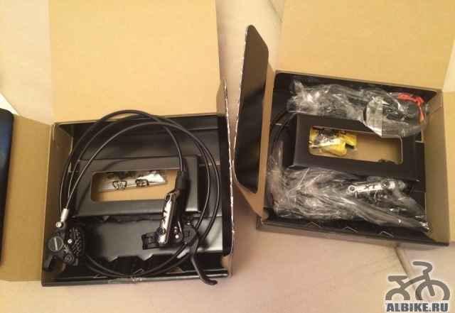 Гидравлика Shimano XT BR-M785 новые, цена за пару