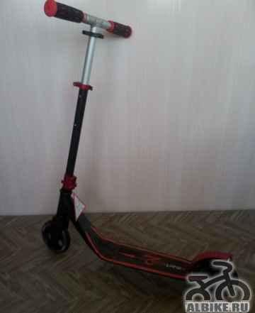 Самокат smartscoo2 straight red