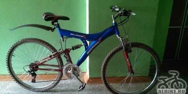 Продам велосипед Мустанг Блейд