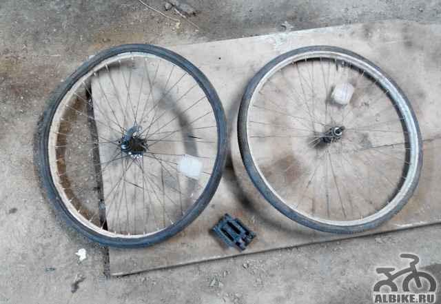 Колеса для велосипеда урал