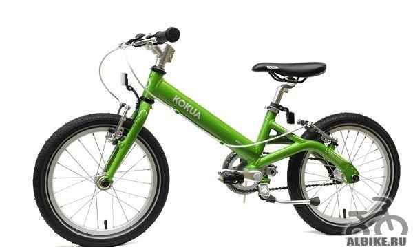 Новый велосипед kokua liketobike-16. Германия