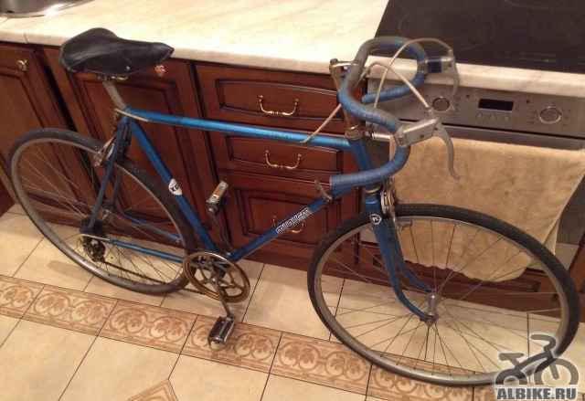 Ретро велосипед Турист Харьков