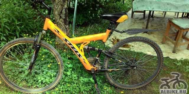 Продам велосипед Стелс Фокус б. у
