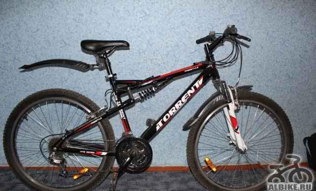 Велосипед Торент-фристайл