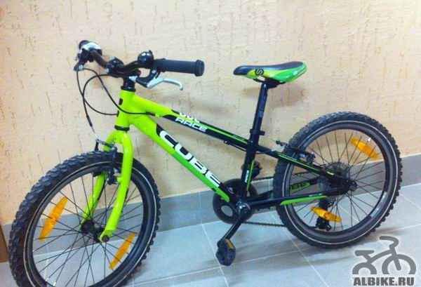 Велосипед куб - KID для ребенка от 5 до 9 лет