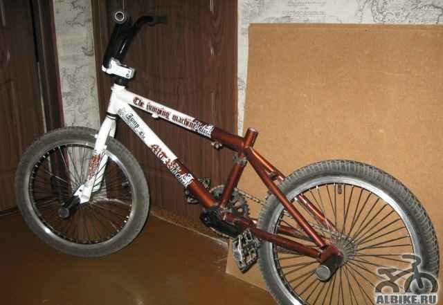 Велосипед- вмх