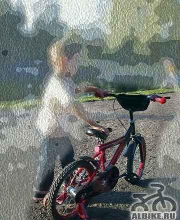 Дет велосипед 4-7лет