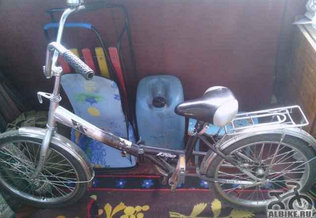 Велосипед кама F200