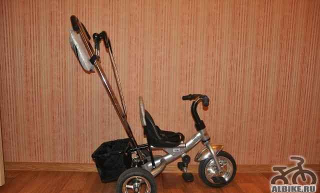 Трехколесный велосипед Лексус Trike Рич Toys