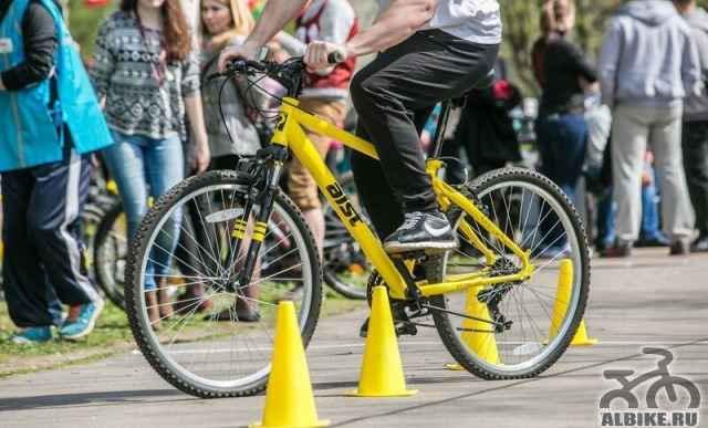 Горный алюминиевый велосипед Аист Aist