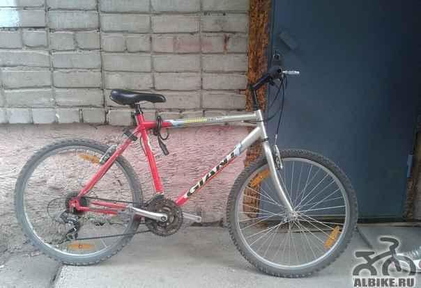 Продаю велосипед Giant boulder 840