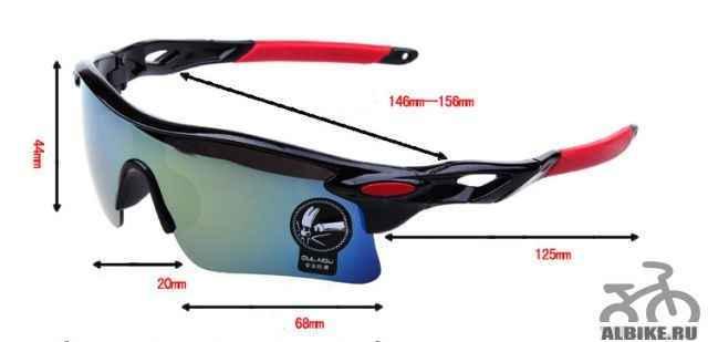 Стильные очки UW400. Защити глаза от солнца