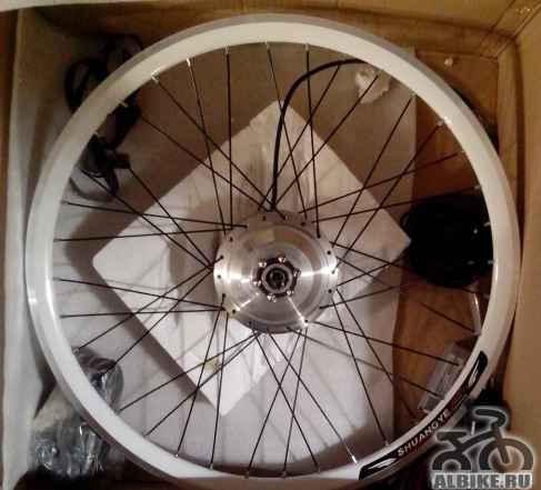 Мотор-колесо Электровелосипед Мотор колесо