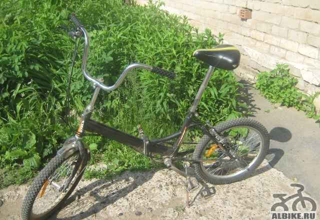 Подам велосипед стелс