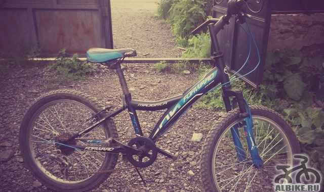 Велосипед formard