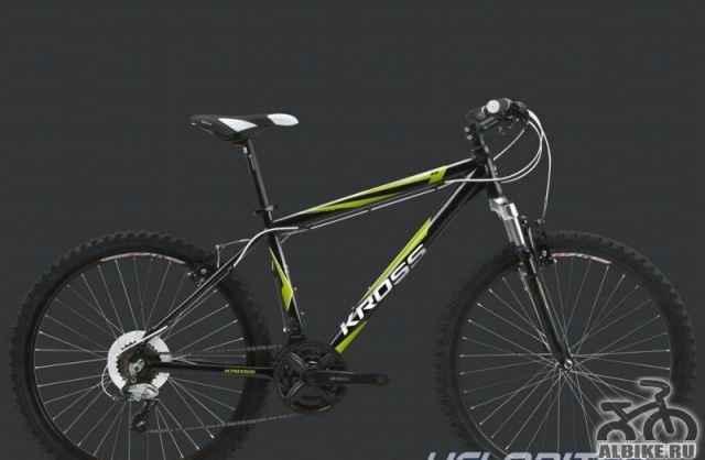 Велосипед Kross Heaxagon X8