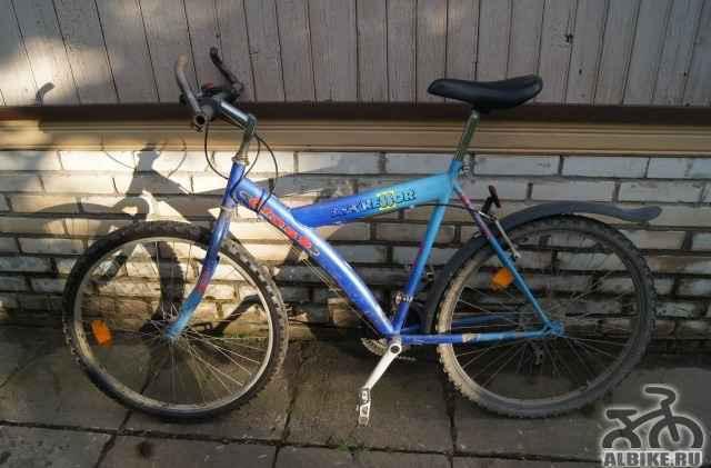 Горный велосипед Кросс
