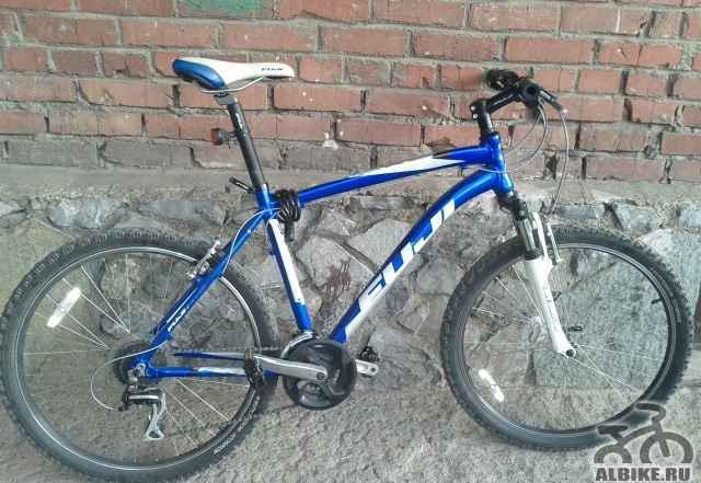 Велосипед Fuji Nevada 4.0