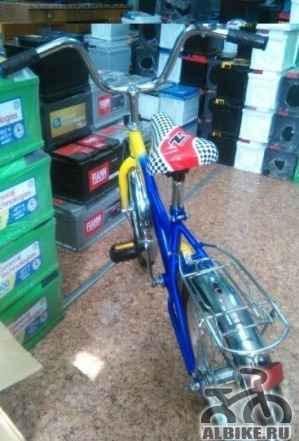 Отличный подростковый велосипед