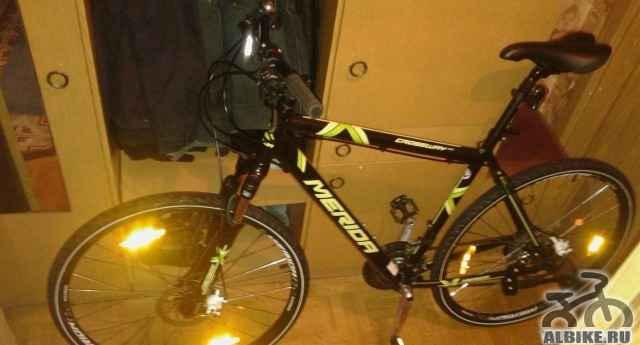 Продам велосипед Merida crossway 20-md(2014)