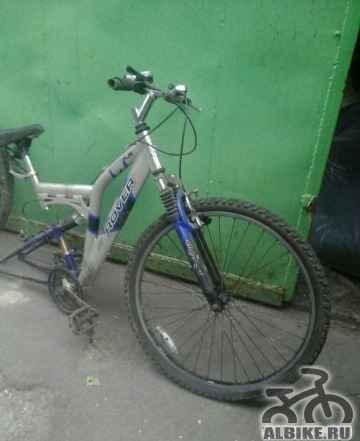 Велосипед ровер бу