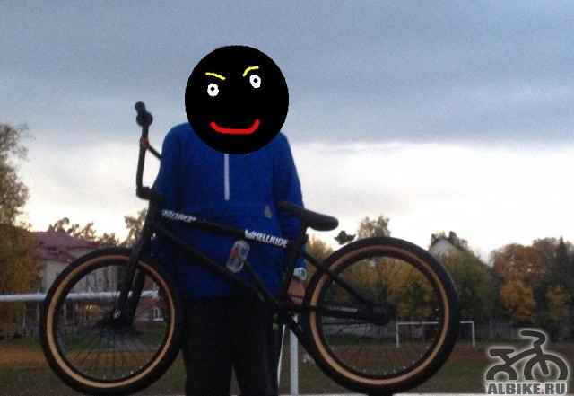 Продам BMX велосипед, в хорошем состоянии