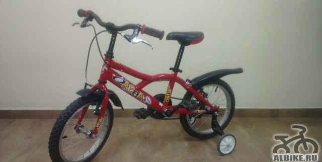Детский велосипед Orbea Mx 14. для детей 3-6 лет