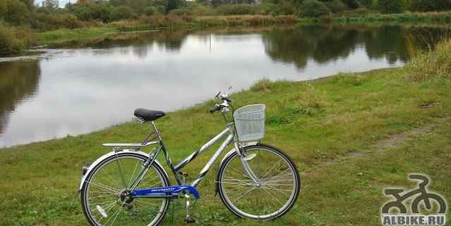 Велосипед Стелс навигатор 7 скоростей