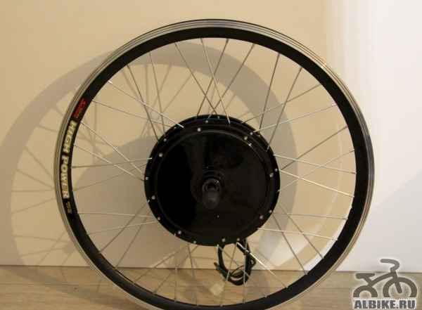 Мотор-колесо электрическое 500 Вт для велосипеда